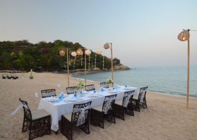 Candlelight-dinner-am-Strand-Koh-Samui-91