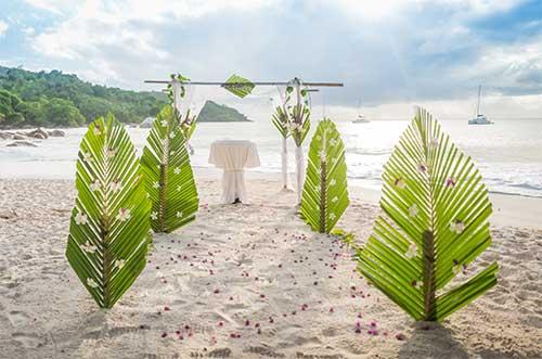 Heiraten auf St. Kitts
